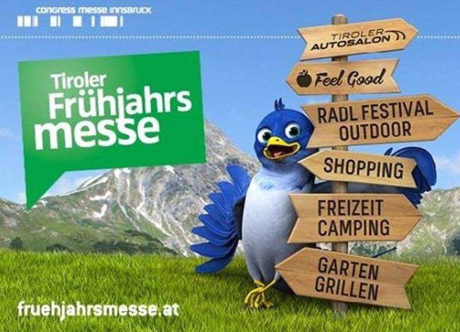 GRATIS Messetickets für Innsbrucker Frühjahrsmesse 2017