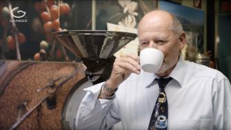 Edmund Mayr, Gründer des Kaffeemuseums: Mit GRANDER® schmeckt Kaffee einfach besser