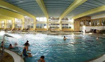 Hallenbad und Freibad im Sporthotel Kogler, Mittersill