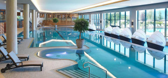 Hotel Interalpen Tyrol - Leading Hotel of the World