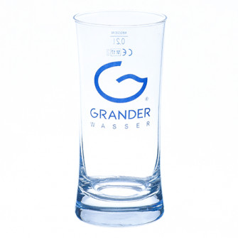 GRANDER®-Trinkgläser