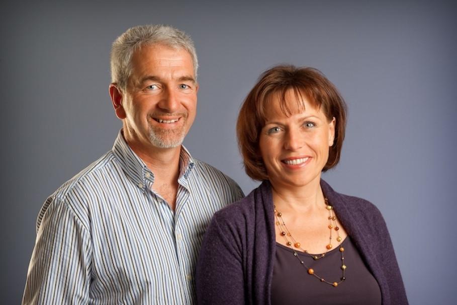 Gerhard und Maria Moser