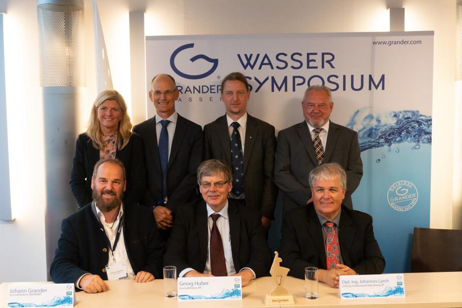Wassersymposium zeigte neue Erkenntnisse und Fortschritte in der Wasserforschung auf