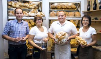 Bäckerei Familie Fischböck