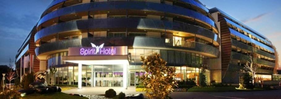 Spirit Hotel Thermal Spa in Ungarn