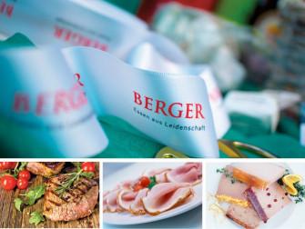 Berger Schinken - aus Österreich für Österreich
