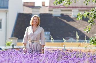 Michaela Reitterer - Inhaberin - Boutiquehotel Stadthalle Wien