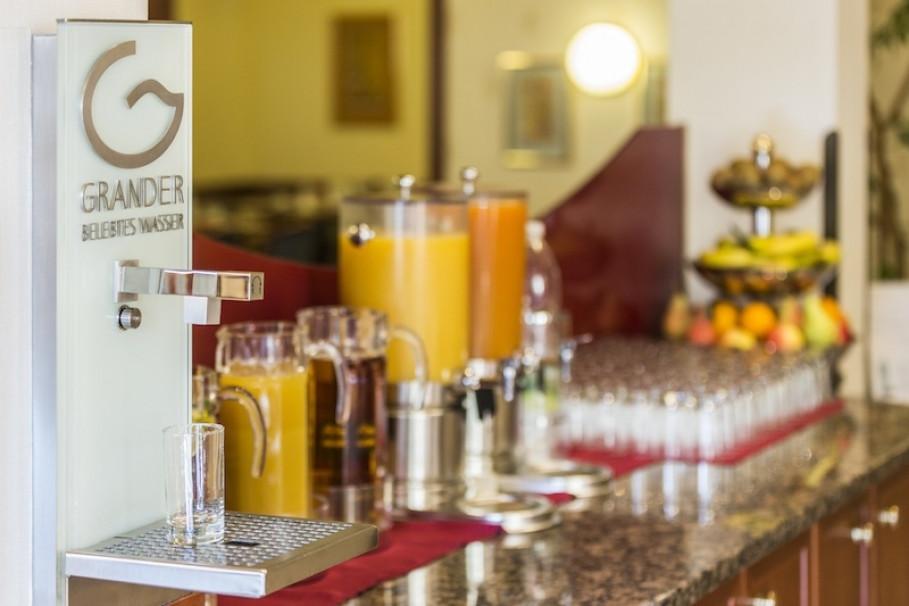 GRANDER®-Wasser im Austria Classic Hotel Wien
