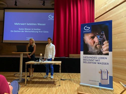 Karin Wagner präsentiert GRANDER®