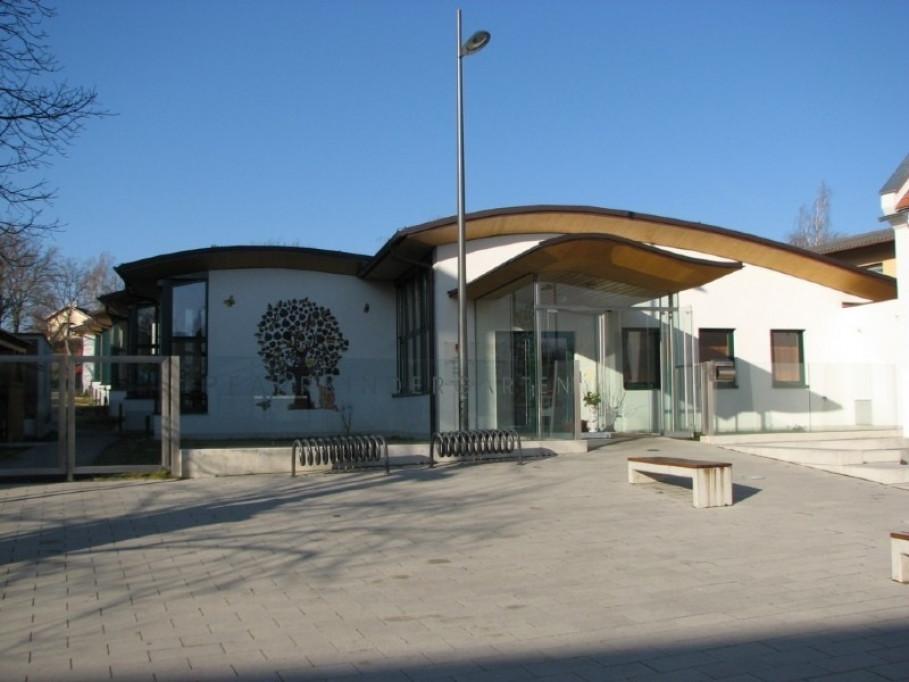 Kindergarten Oberpullendorf heizt mit GRANDER®