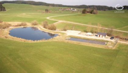Biologische Kläranlage der Gemeinde Rettenbach am Auerberg
